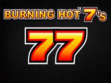 Burning Hot 7's